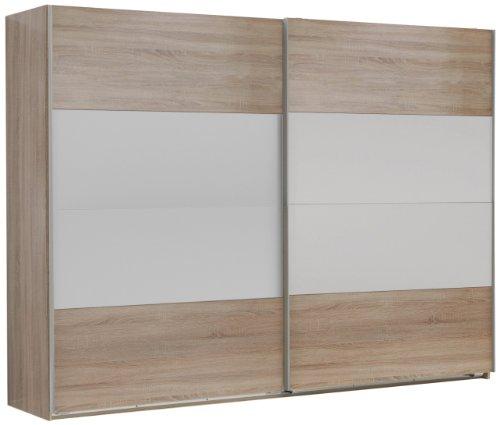 Wimex Kleiderschrank/ Schwebetürenschrank Franziska, (B/H/T) 270 x 208 x 58 cm, Mehrfarbig