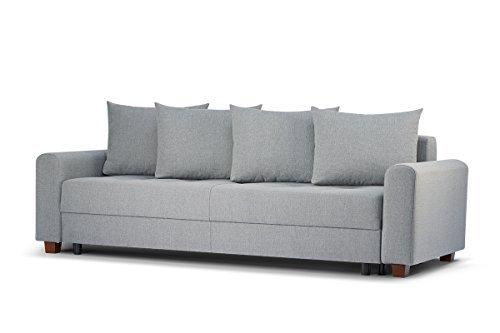 KONSIMO. - REVO, Schlafsofa, Sofa, Schlaffunktion, Couch, Polstersofa, Bettkasten, modern