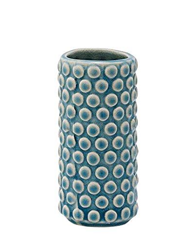 Bloomingville Struktur Vase Mint Ø4xH9cm
