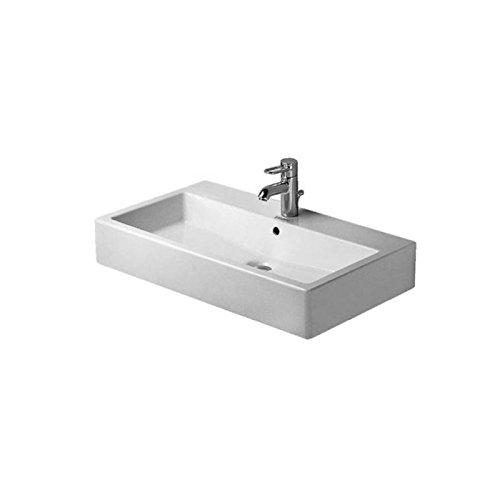 Duravit Waschbecken Vero-Vero 80cm Arbeitsplatte Design Weiß