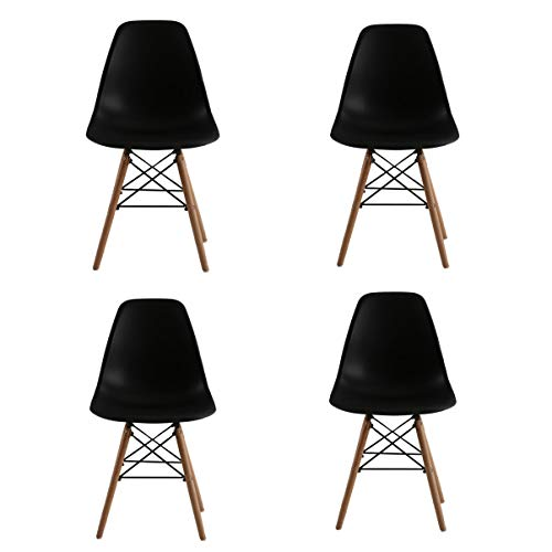 Naturelifestore Set of 4 Dining Chairs 116B Model