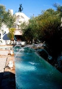 Spanien Costa Brava Casa Dali Pool