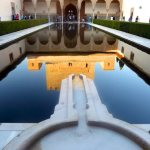 Spiegelung Patio des los Arrayanes Alhambra 2015-11-07 Foto Elke Backert