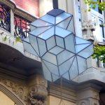 Strassenlaterne Granada 2015-11-06 Foto Elke Backert