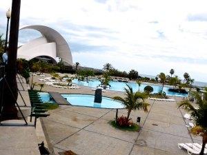 Teneriffa Santa Cruz Parque Maritimo Cesar Manrique Auditorio 2016-03-30 Foto Elke Backert