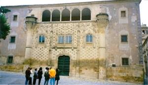 Baeza Jabalquinto Palast
