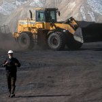 Coal extraction stands at 911,600 tons in 6 month
