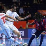 Iran victorious over the U.S. in Futsal World Cup