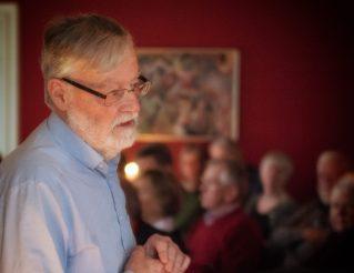 Erik A. Nielsen: Om Kingo (Foto Dan Riis)