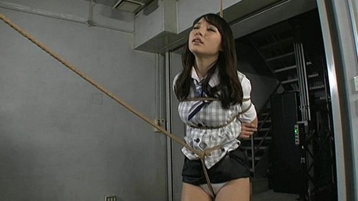 OL強制股縄渡り 舞坂仁美