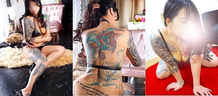 刺青 タトゥー 人妻 風俗店 おすすめ