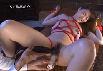 国民的アイドル×緊縛解禁 完全緊縛されて無理やり犯されたアイドル 松田美子