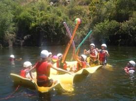 Kayak + Alfombreichum Ribera del Hueznar