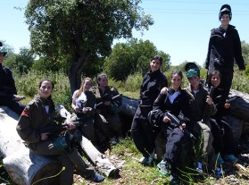 Soft Paintball Cortijo Las Arenillas