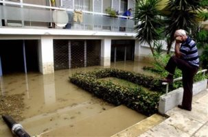 Έως και 60 ευρώ ανά τετραγωνικό η αποζημίωση για τις πλημμύρες
