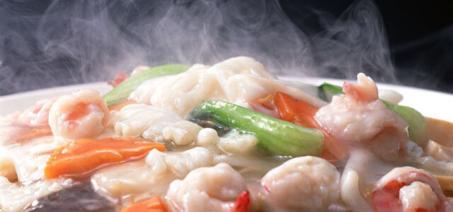 家でできる中華料理