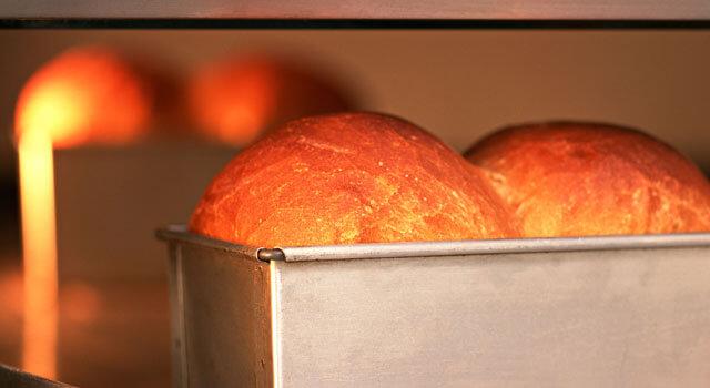 家でできるパンづくり