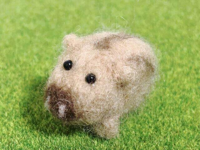 羊毛フェルトアドバイザー資格の資格
