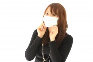 pm2.5鼻水喉の痛みマスク