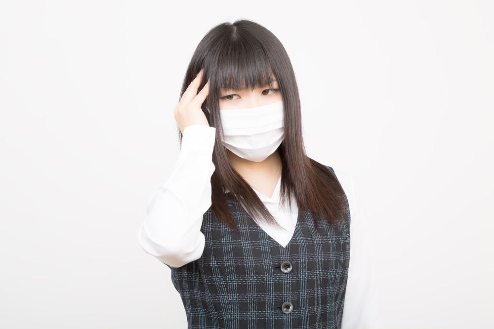 インフルエンザ症状期間