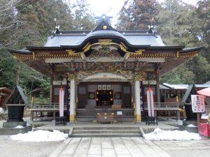 宝登山神社スポット