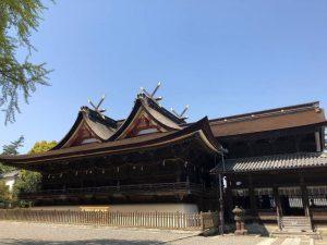 吉備津神社スポット