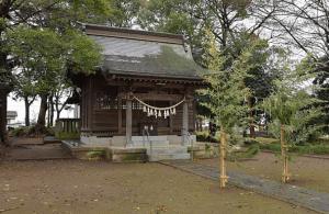 久伊豆神社スポット
