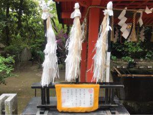 鶴峰八幡宮スポット