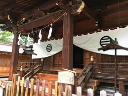 象山神社 拝殿