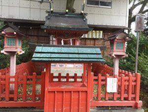 長田神社 蛭子社