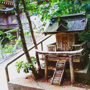 猿田神社スポット