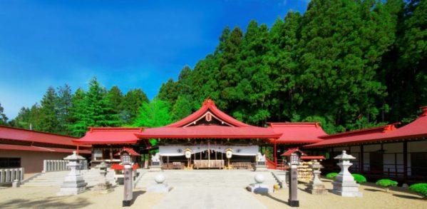 金蛇水神社