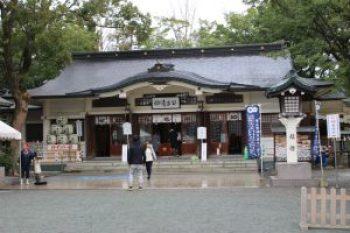 加藤神社 拝殿
