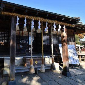 鷲宮神社スポット