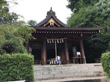 飛鳥坐神社スポット