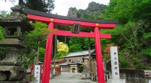 中之嶽神社(なかのたけ神社)