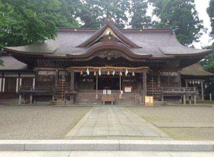劔神社(つるぎ神社)