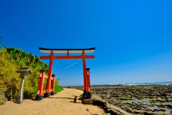 青島神社(あおしま神社)