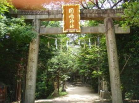 日峰神社(ひのみね神社)