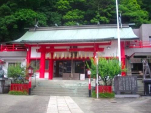 徳島眉山天神社(とくしまびざんてん神社)