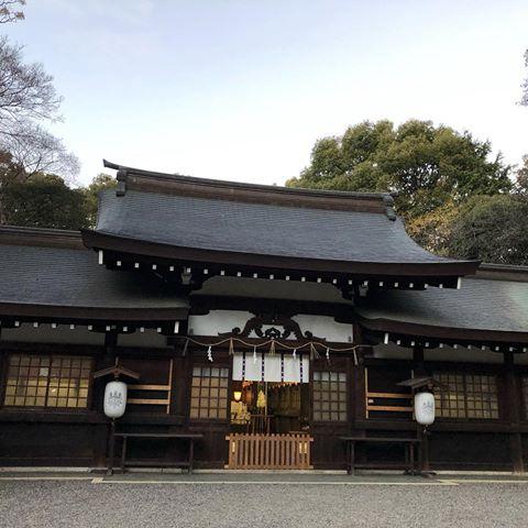 熱田神宮の「別院 八剣宮」