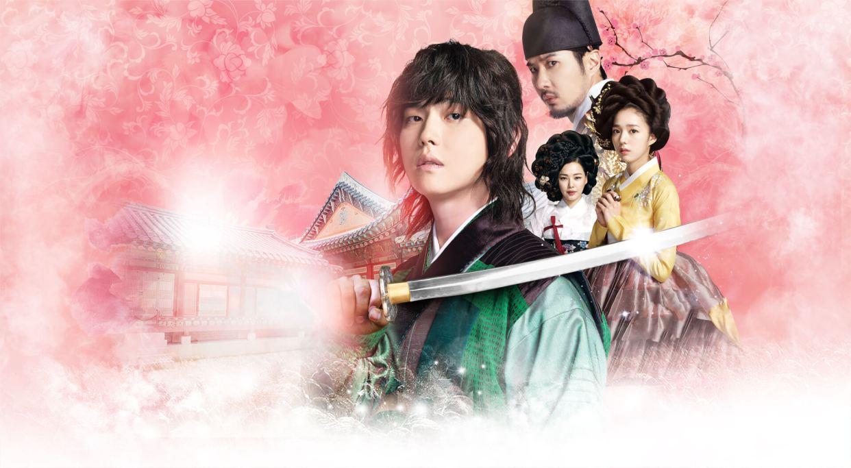 逆賊-民の英雄ホン・ギルドン-韓国ドラマ