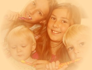 Zahngesundheit bei Kindern