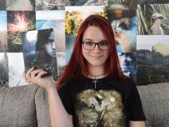 Kessy stellt das Buch Sturmherz von Britta Strauss vor