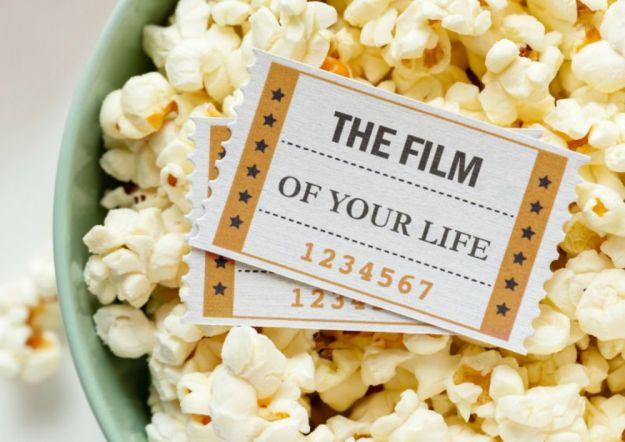 Tenet Popcorn