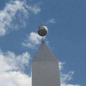 Planetarium Obelisk Halde Hoheward/ Foto: Ruhl