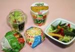 【食べたい?】マック「ベジタブルチキンバーガー」、吉野家「ベジ丼」、日清「カップヌードルベジータ」