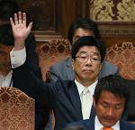 【保身】加藤勝信官房副長官、「文化芸術懇話会」でのメディアへの圧力発言は自分が退席した後だから関係ない。