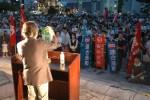 【接近】鳥取安保法撤回集会:民主・連合系実行委員が共産党に参加を呼びかけ!鈍い執行部を置き去りに地方が動く!