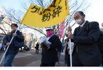【最高】12月19日東京渋谷で「クリスマス粉砕デモ」が行われた。主催者は「SEALDs」のデモについて、「リア充くさくて、希望を見出せなかった」と言及。